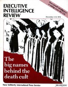 Cover of EIR Volume 5, Number 47, December 5, 1978