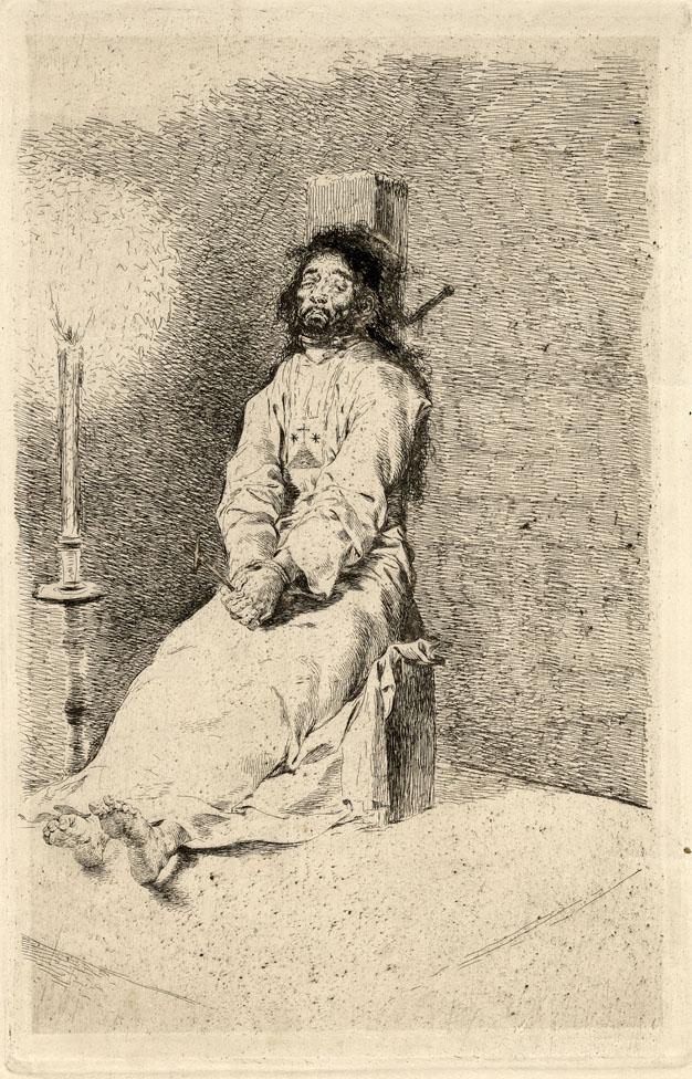 Francisco de Goya, la Revolución Americana y el combate contra el ...