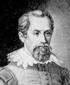 Para los adultos jóvenes de hoy:  Kepler y Cusa I